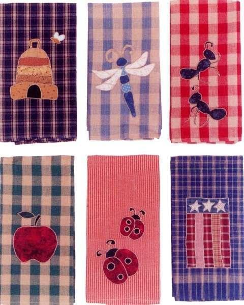 LQC Summer Towels #127