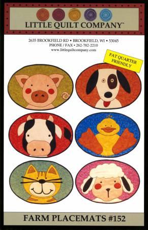 Farm Placemats *18