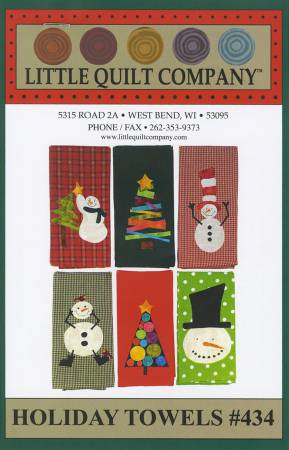 Holiday Towels