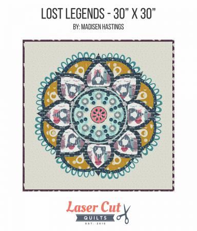 Lost Legends Laser Cut Kit