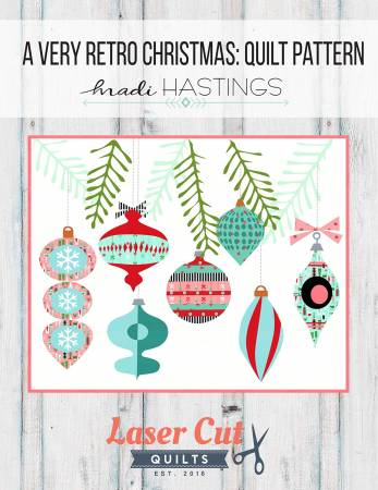 A Very Retro Christmas Pattern