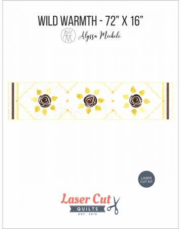 Wild Warmth Laser Cut Kit