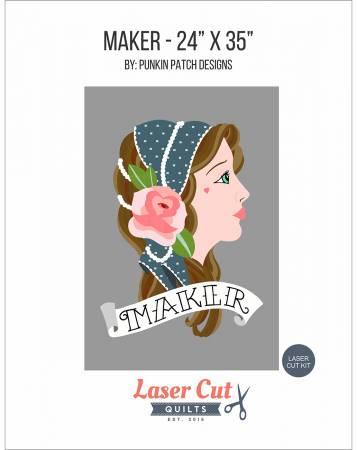 Maker Laser Cut Kit