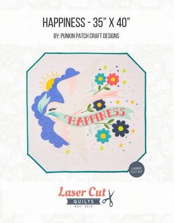 Happiness Laser Cut Kit