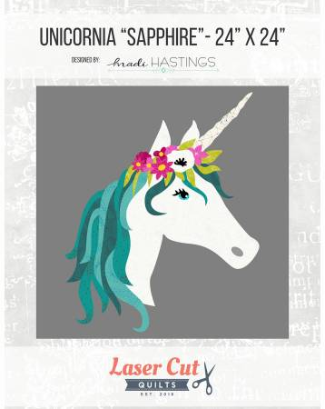 Unicornia Sapphire Laser Cut Kit