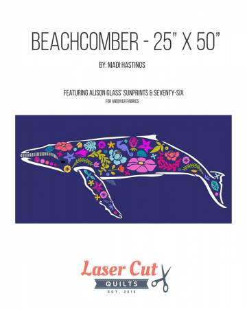 Beachcomber Laser Cut Kit