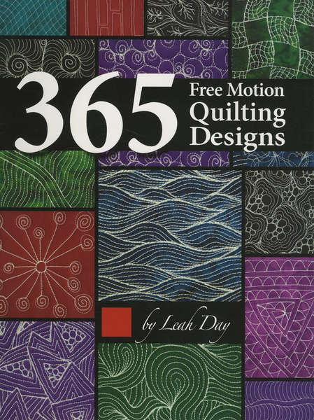 365 Free Motion Quilting Designs - Softcover