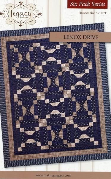 Six Pack Series - Lenox Drive