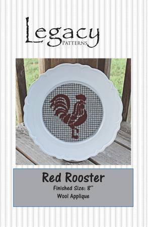 Red Rooster Wooly Charger