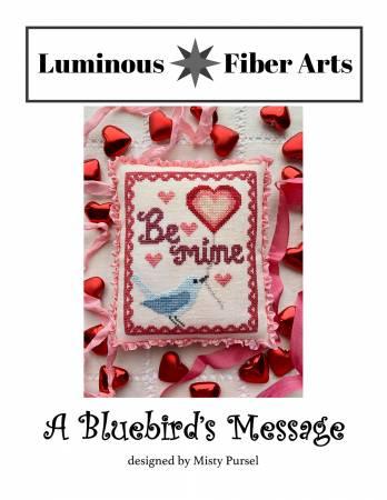 PT CS Luminous Fiber Arts A Bluebird's Message
