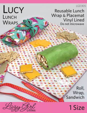 Pattern Lucy Lunch Wrap