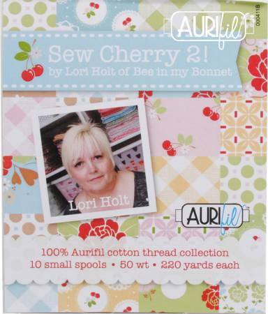 Sew Cherry 2! Collection by Lori Holt