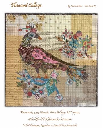 Pheasant Collage - Laura Heine