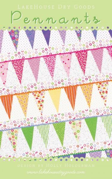 Pennant Quilt Pattern