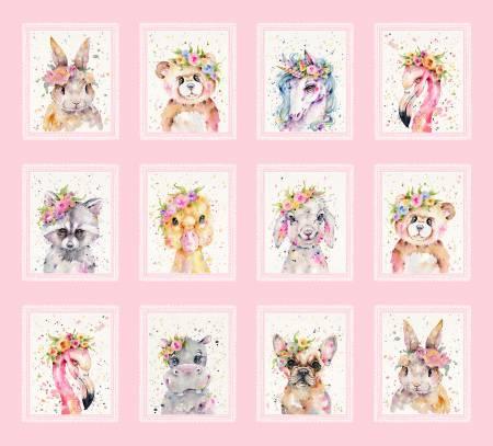 Little Darlings 04155-P Pink