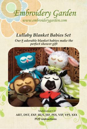 Lullaby Blanket Babies