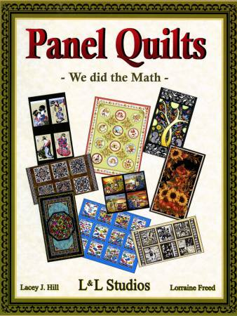 Panel Quilts - We did the Math - Softcover