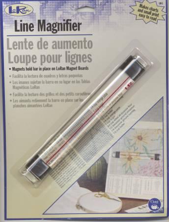 LoRan Line Magnifier - Magnetic