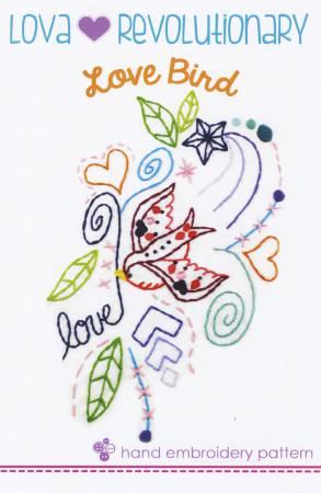 Love Bird Embroidery