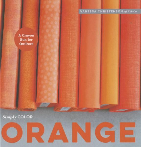 Simply Color - ORANGE - Lucky Spool - LS0008 - SALE