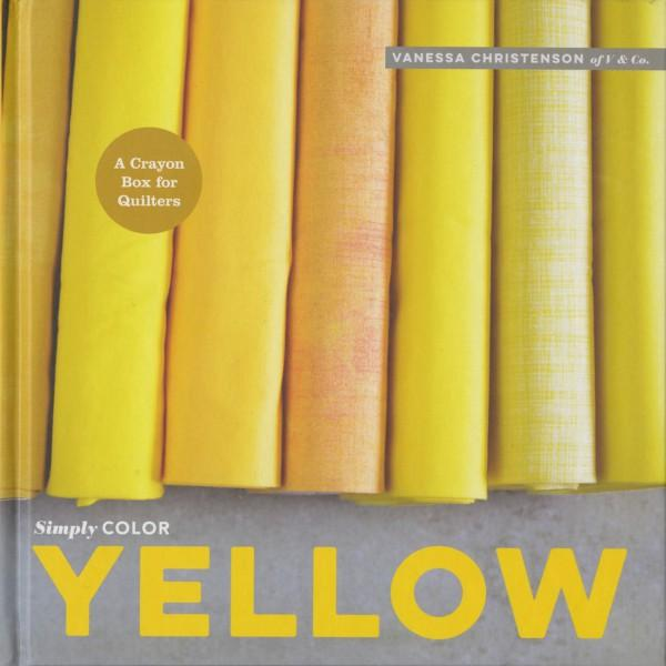 Simply Color - YELLOW - Lucky Spool - LS0008 - SALE