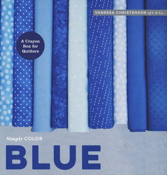 Simply Color-BLUE-Lucky Spool - LS0014 - SALE
