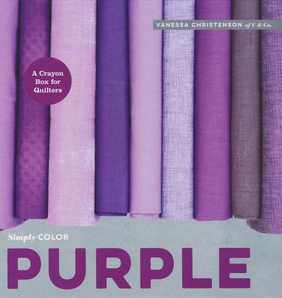 Simply Color - PURPLE - Lucky Spool - LS0015 - SALE