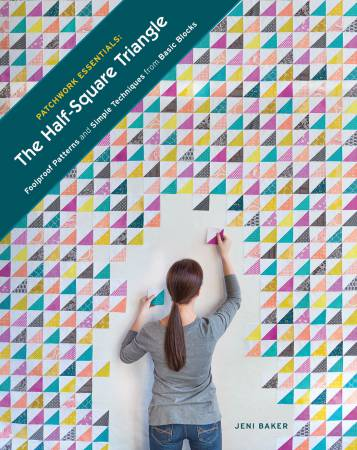 Patchwork Essentials: Half-Square Triangle - Softcover