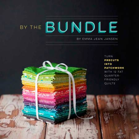 By The Bundle Quilt Pattern Book
