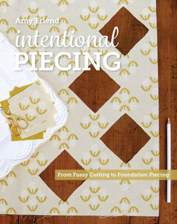 Intentional Piecing - Softcover