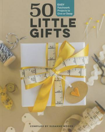 50 Little Gifts Softcover Book