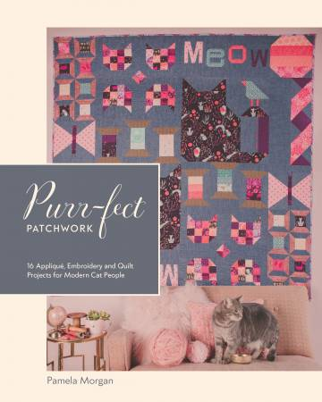 Purr-Fect Patchwork ~RELEASE DATE May 19/20 ~