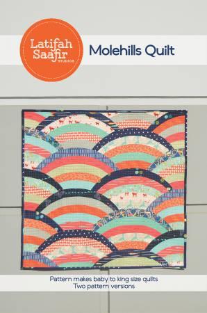 Molehills Quilt Pattern