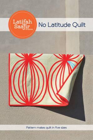 No Latitude Quilt - Latifah Saafir Studios
