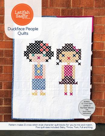 Duckface People Quilts