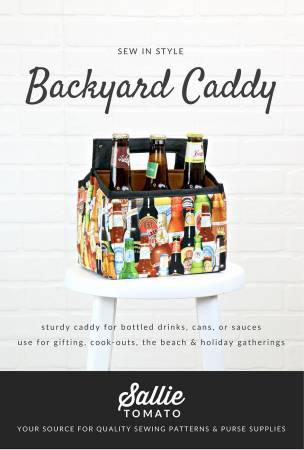 Backyard Beverage Caddy