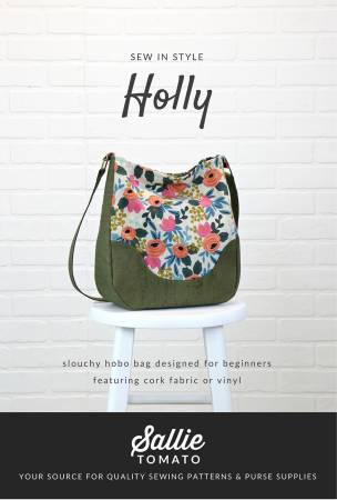 Holly Hobo Bag Pattern 119