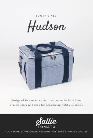 Sallie Tomato Hudson Bag Pattern
