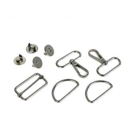 Hudson Hardware Kit Gunmetal