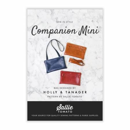 Companion Mini Bag Making Kit/Brown Legacy: (Holly & Tanager; Sallie Tomato)