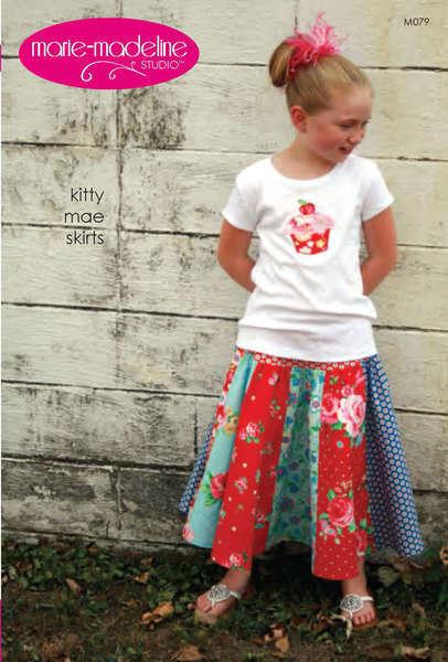 Kitty Mae Skirts  by Marie-Madeline Studios
