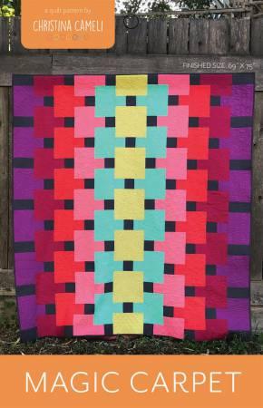 Magic Carpet Quilt Pattern