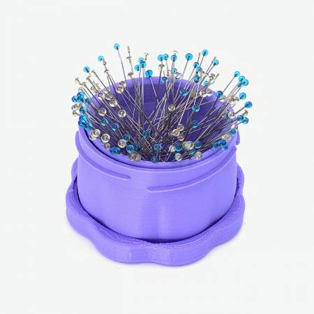 Magnetic Pin Cup Large Lilac