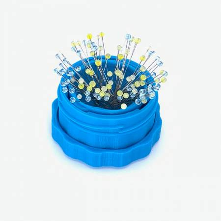 Magnetic Pin Cup Standard Blue