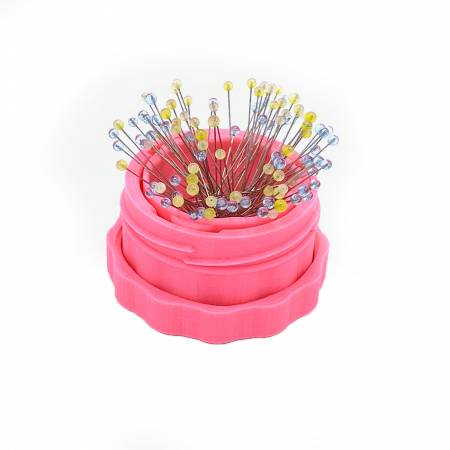 Magnetic Pin Cup Standard Pink