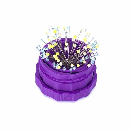 Magnetic Pin Cup Standard Purple