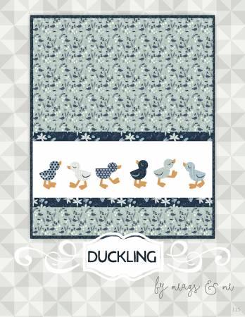 Duckling Quilt Pattern MAMP115