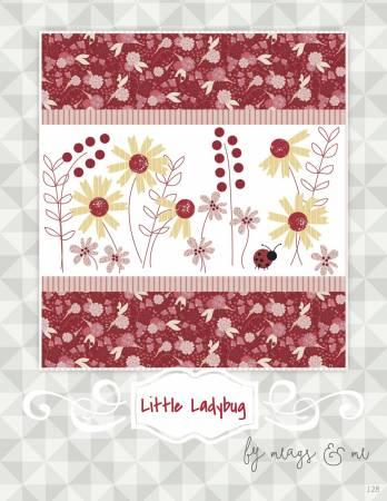 Little Ladybug Quilt Top Kit - 40 x 44