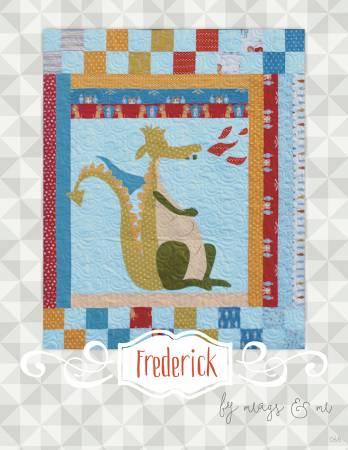 Frederick Dragon Pattern
