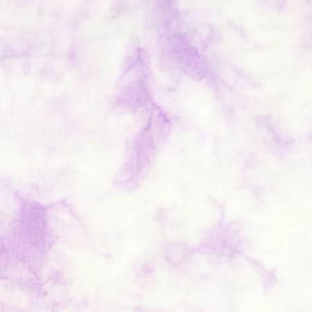 Bejeweled Batik Light Violet Powder Puff